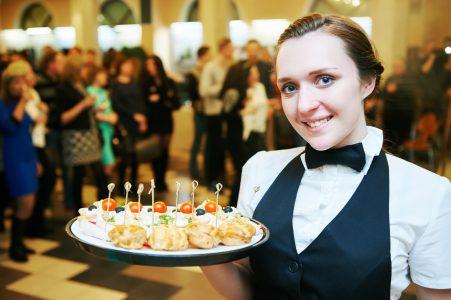Waitress On Duty